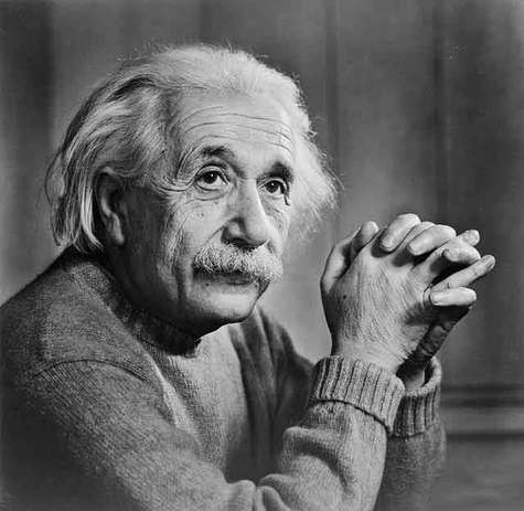 Albert Einstein, The father Of Modern Physics.