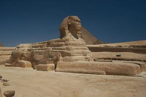 The Great Sphinx, Guardian Of The Kings.